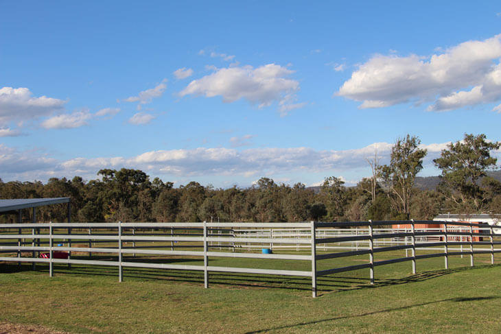 stallion yard Facilities